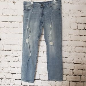 Kut From the Cloth Catherine Boyfriend Jeans - 12
